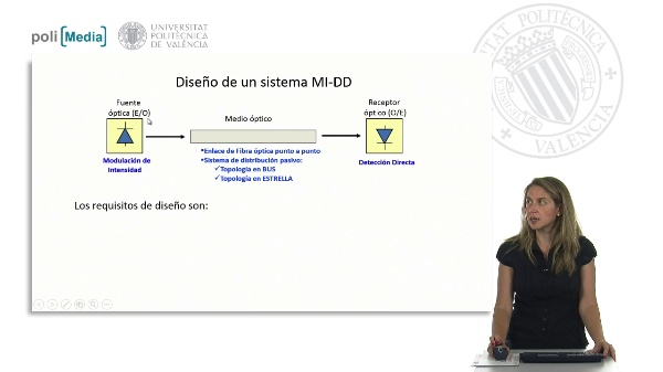 Diseño de un sistema MI-DD