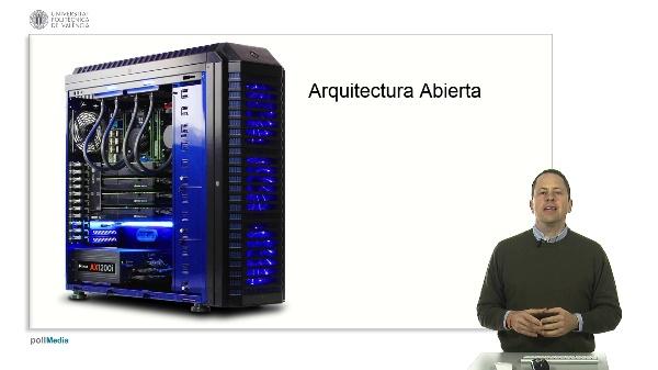 El ordenador  y sus componentes. Arquitectura de ordenadores personales