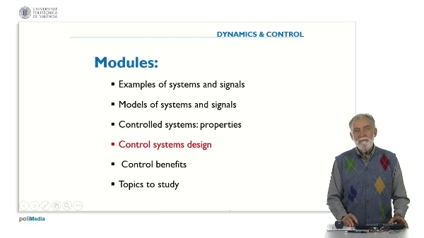 Control Systems Design. Question 1