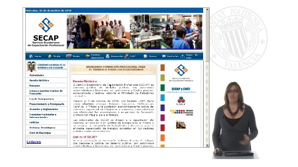 Servicio Ecuatoriano de Capacitación Profesional