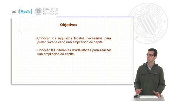 Las ampliaciones de capital. Aspectos legales básicos necesarios para su registro contable