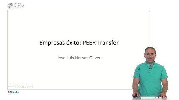 Empresas de éxito: PEERTransfer