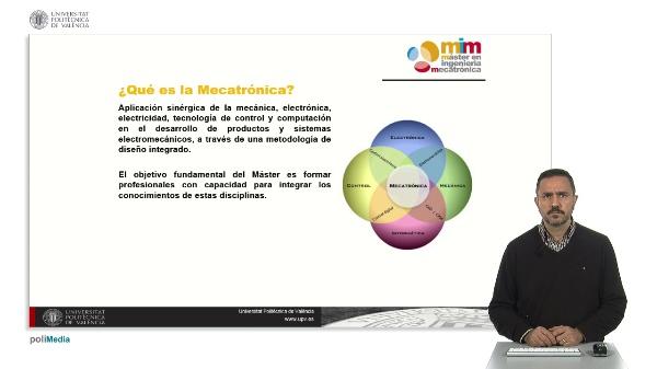 Master en Ingenieria Mecatronica