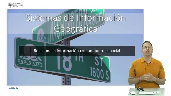 GIS Sistemas de Información Geográfica