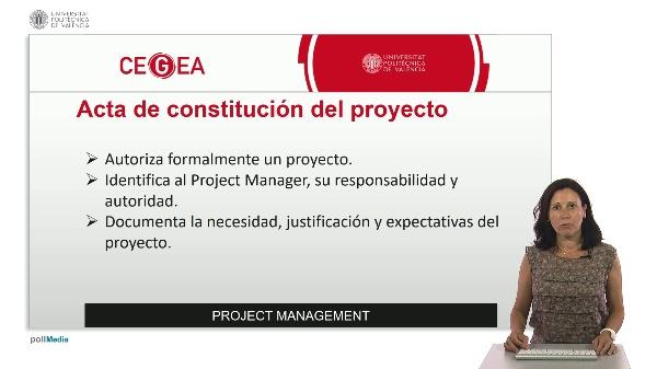Documentación básica del proyecto.