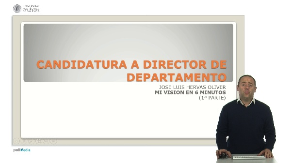 Candidatura Dirección Hervás