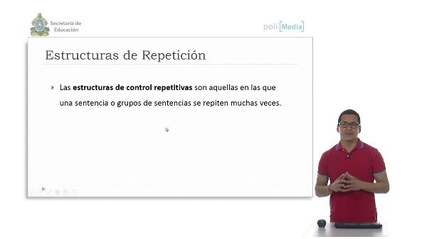 Estructura de Repetición For. Ejemplo