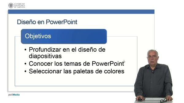 Diseño en PowerPoint
