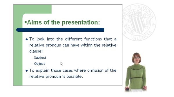 Relative Clauses: Part II
