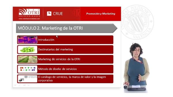 Marketing de la OTRI