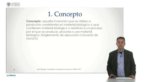Patente biotecnologica