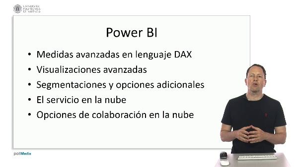 MOOC Power BI. Introducción al MOOC de productividad