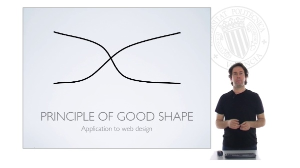 Web Design: Principle of good shape