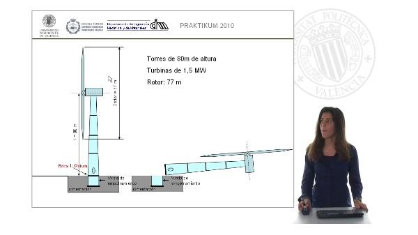 Praktikum 2010 - Torres eólicas: Diseño y análisis de fallos (I)