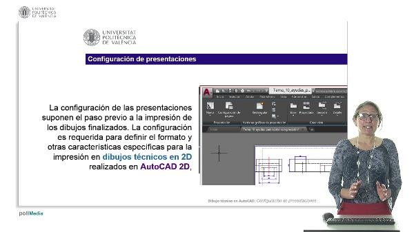 Configurar presentaciones