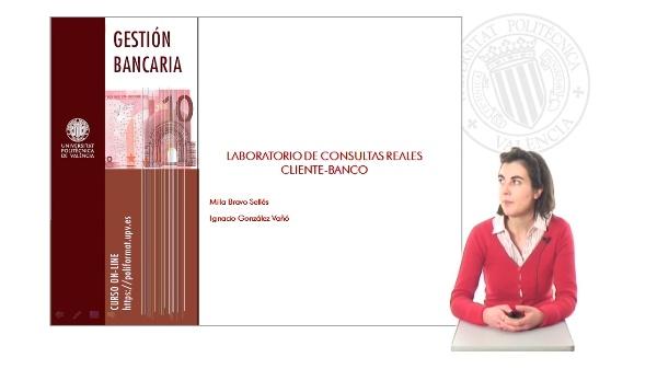 LABORATORIO DE CONSULTAS REALES CLIENTE-BANCO