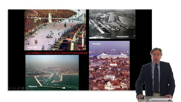 La asociación RETE por la relación Puerto-Ciudad