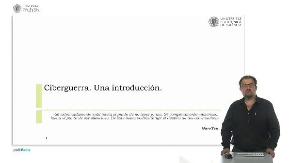 Ciberguerra. Una introducción.