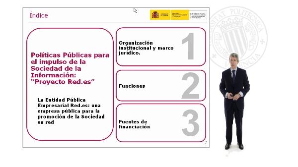 La Entidad Pública Empresarial Red.es: una empresa pública para la sociedad en red