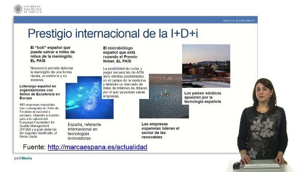 Sistema español de ciencia, tecnología e innovación.