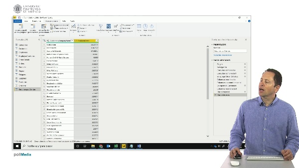 MOOC Power BI. Añadir columna condicional en Power Query