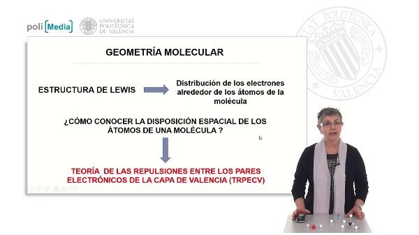 Geometría molecular