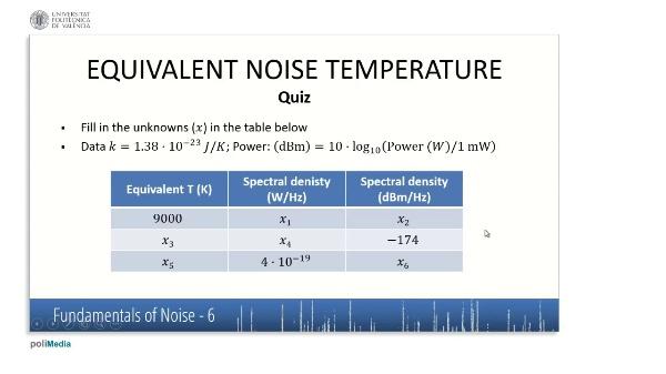 Caracteristicas fundamentales del ruido II