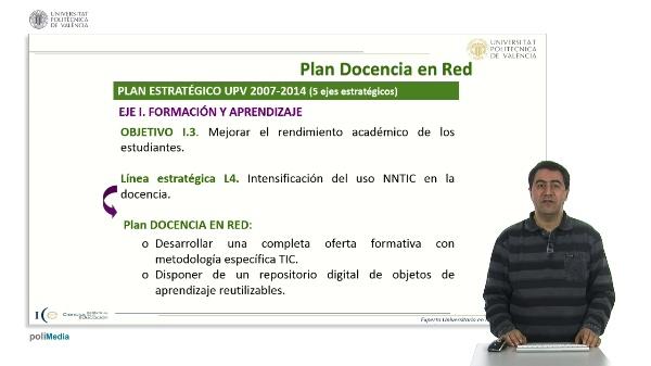 Plan docencia en red