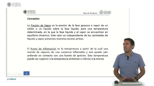 ITC MIE APQ-1: Determinación del tipo de producto.