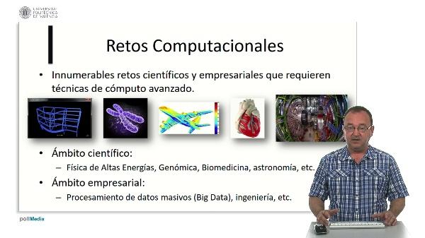 Presentación Máster en Computación Paralela y Distribuida