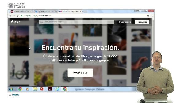 Búsqueda de información en Internet. Buscar imágenes en Flickr
