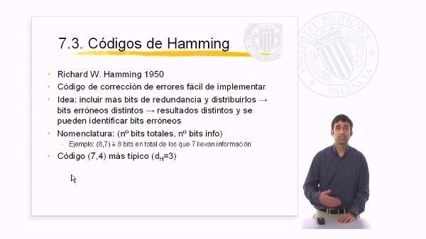 Códigos de Hamming
