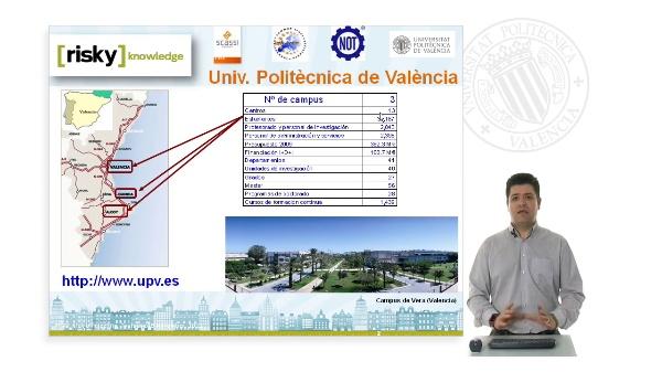 Presentación RISKY-UPv