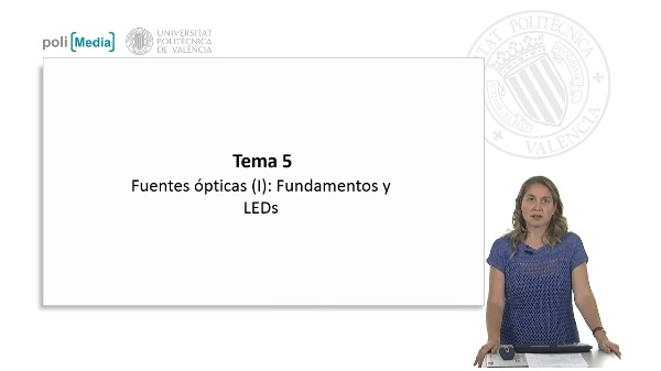 Fundamentos y LEDs
