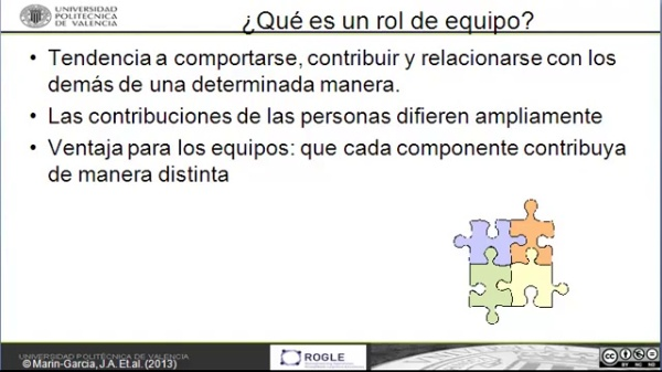 El equipo ideal: Roles y como diagnosticarlos
