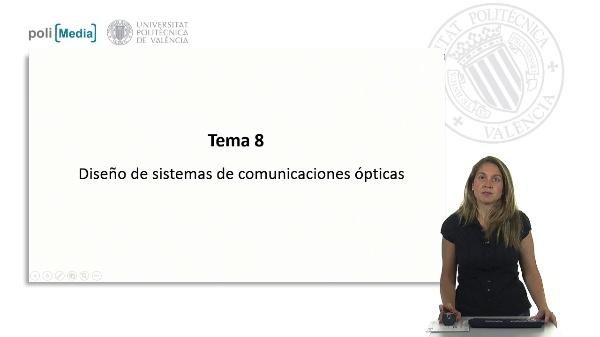 Diseño de sistemas de comunicaciones ópticas