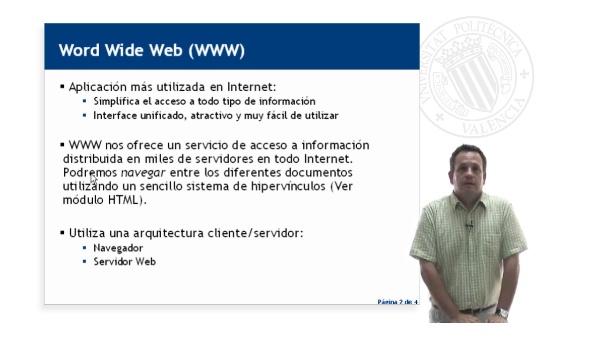 El protocolo HTTP (versión básica)