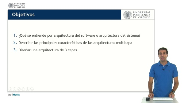 Arquitectura del software multicapa