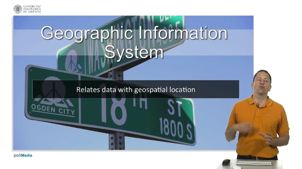 Geographical Information Systems (GIS)