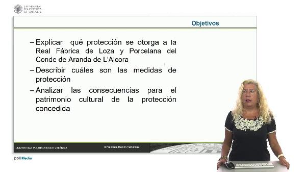 La protección de la Real Fábrica de Loza y Porcelana del Conde de Aranda de L'Alcora