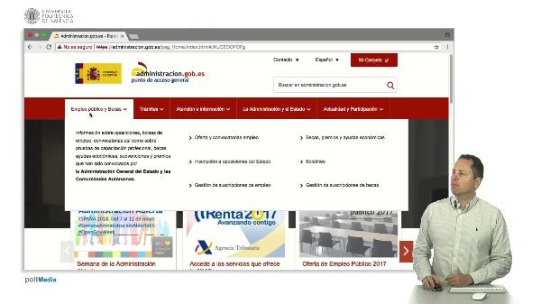 Web administracion.gob.es