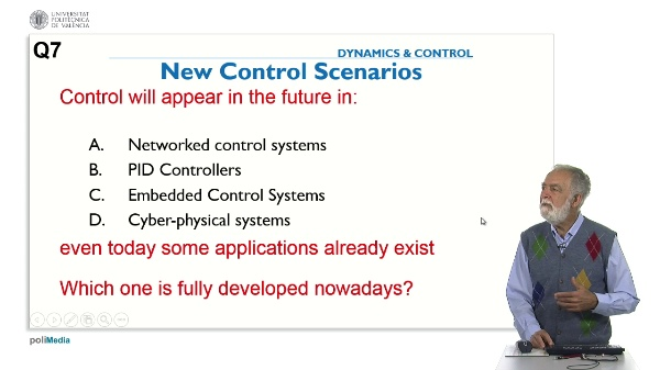 Control Benefits. Answer 7