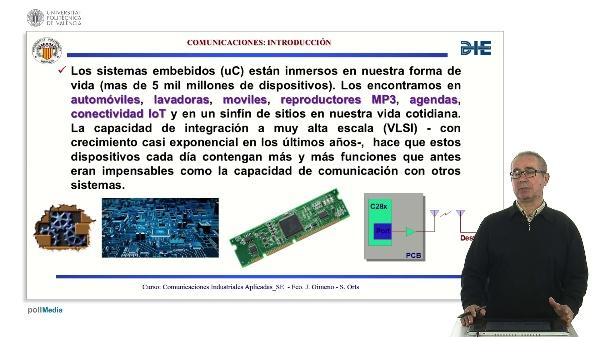 Introducción curso comunicaciones de sistemas embebidos - Parte 1