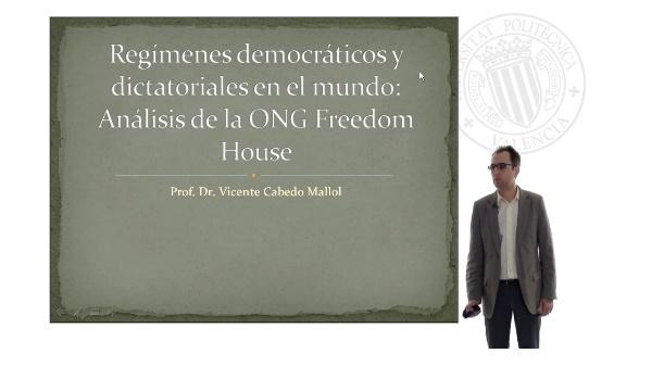 Regímenes democráticos y dictatoriales en el mundo: Análisis de la ONG Freedom House