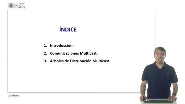Árboles de Distribución Multicast