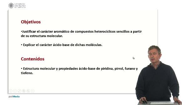 Compuestos heterocíclicos aromáticos