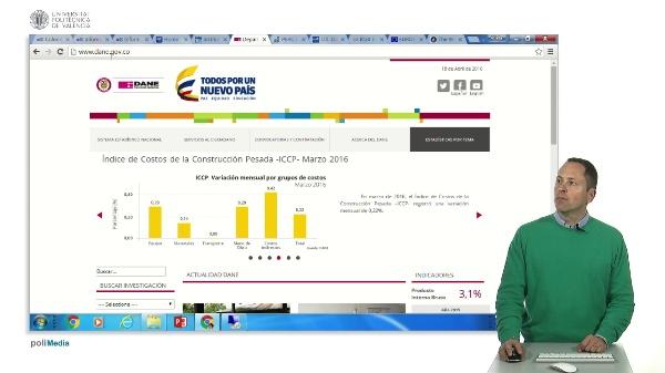 Información estadística Latinoamérica