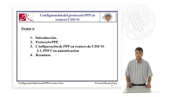 Configuración del protocolo PPP en routers CISCO