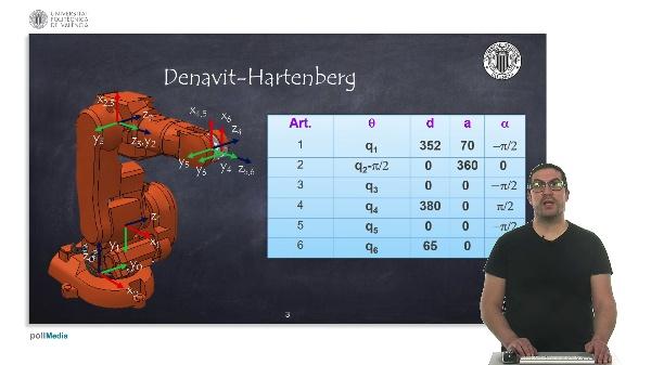Cómo Calcular la Jacobina de un Brazo Robot: Ejemplo Numérico
