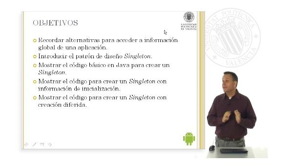 El patrón de diseño Singleton